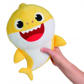 BABY SHARK - PELUCHE MUSICAL
