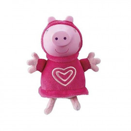 PEPPA PIG - PELUCHES CON LUZ GLOW FRIENDS