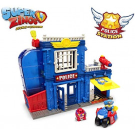 SUPERZINGS S - PLAYSET 1X2 POLICE STATION