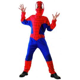 DISFRAZ SPIDER HEROE TALLA 2