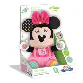 Minnie, Baby Peluche Educativo