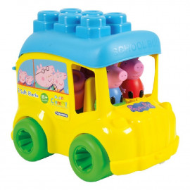 CLEMMY BABY AUTO PEPPA PIG