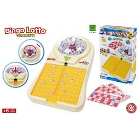 BINGO ELEC. 90 NUMEROS - 48 NUMEROS