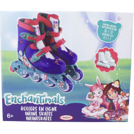 ENCHANTIMALS - PATINES EN LINEA T1