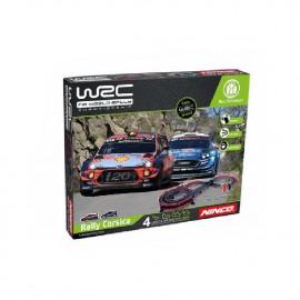 WRC RALLY CORSICA