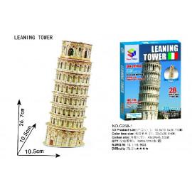 PUZZLE 3D TORRE DE PISA