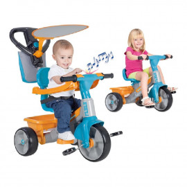 MUSIQUE TRICYCLE BABY PLUS