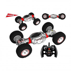 COCHE RADIO CONTROL SCALATOR 1:10 BAT. Y CARG.