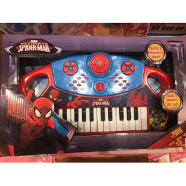 SPIDERMAN - ORGANO ELECTRONICO