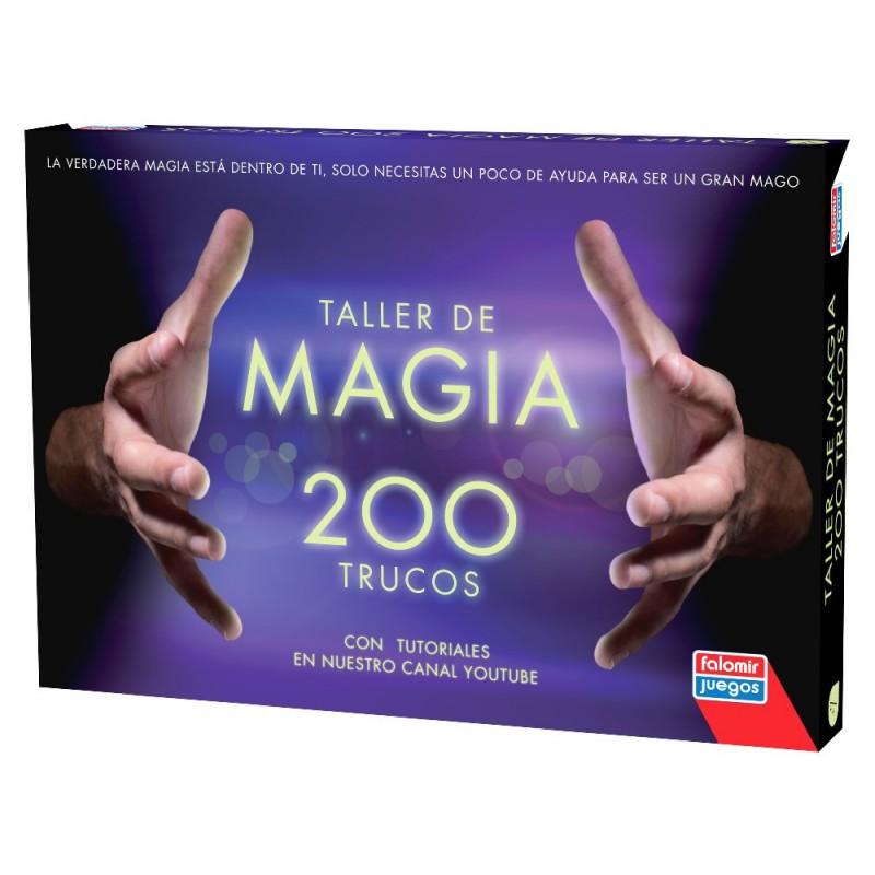 CAJA MAGIA 200 TRUCOS CON DVD