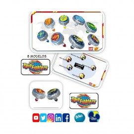 SPIN FIGHTER - PACK INDIVIDUAL