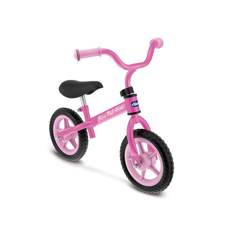 Bicicleta Sin Pedales, Chicco, Color Rosa