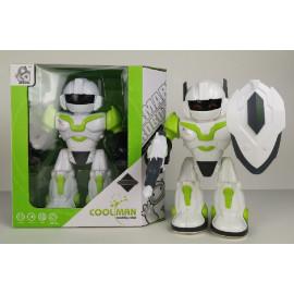 Robot Coalman