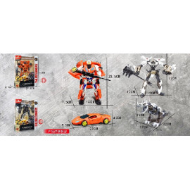Robot Trasnformable Dinos