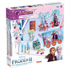 FROZEN II - GLITTERIZZ MAGICAL SET