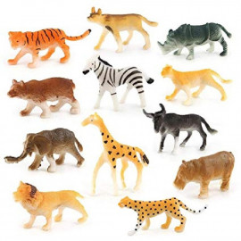 WILD ANIMALES FIGURAS SURTIDAS