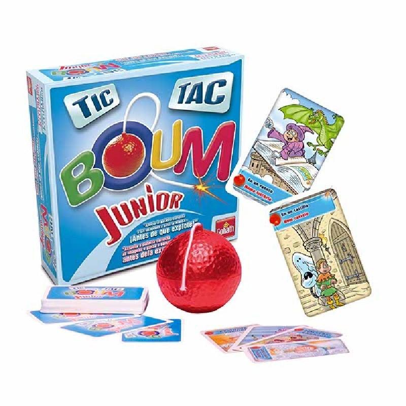 Juego Tic Tac Boum Junior