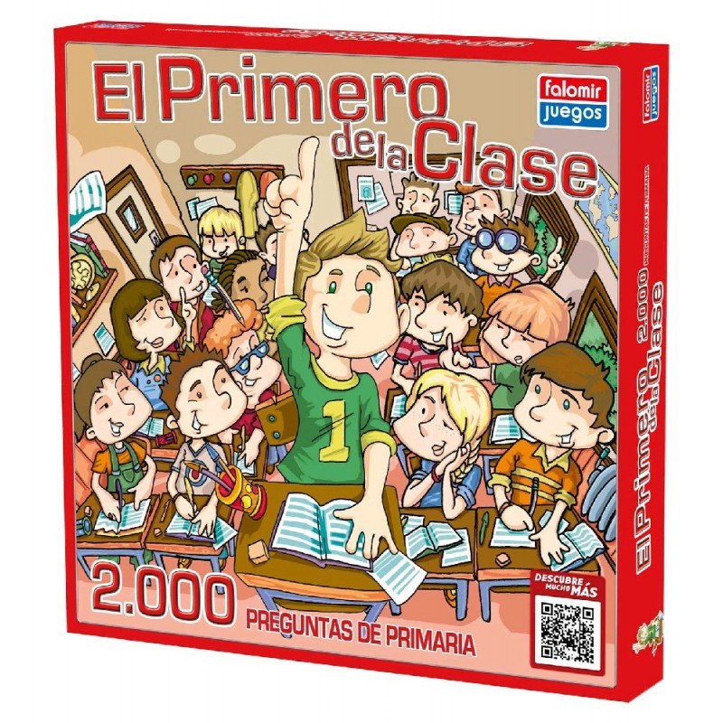 EL PRIMERO DE LA CLASE 2000