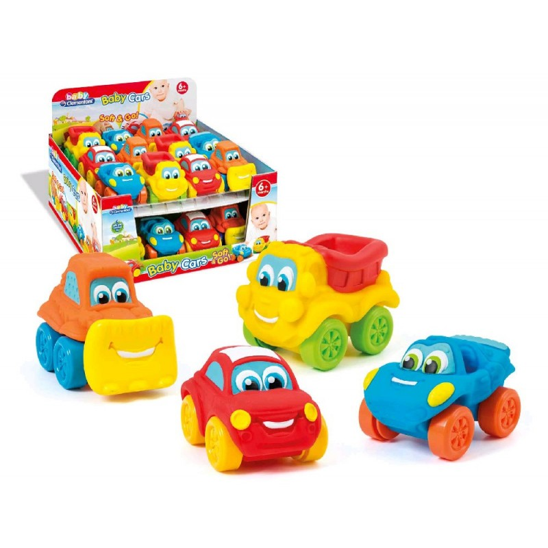 BABY CAR SOFT & GO