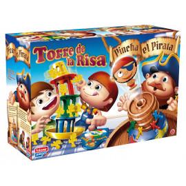 Juego Pincha el Pirata + Torre de la Risa