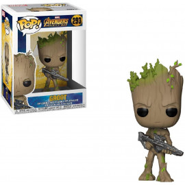 FUNKO POP - MARVEL: AVENGERS ININITY WAR GROOT