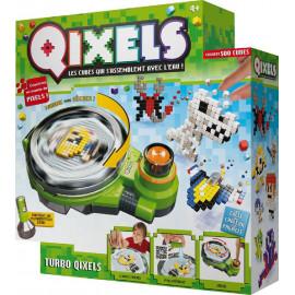 Qixels, Estudio Turbo Dryer