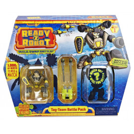 READY 2 ROBOT - BATTLE PACK