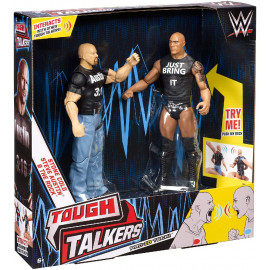 PACK 2 FIGURE TOUGH TALKERS