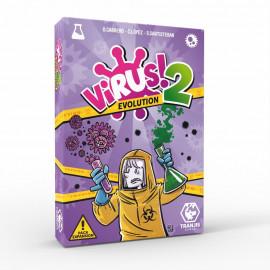 uego Virus 2, Evolution