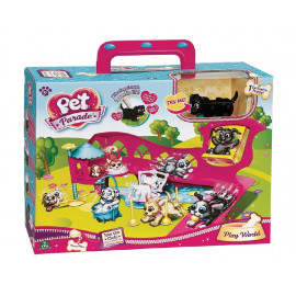 PET PARADE PLASET + 1 CAHORRO