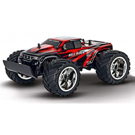 COCHE R/C. HELL RIDER 1:16