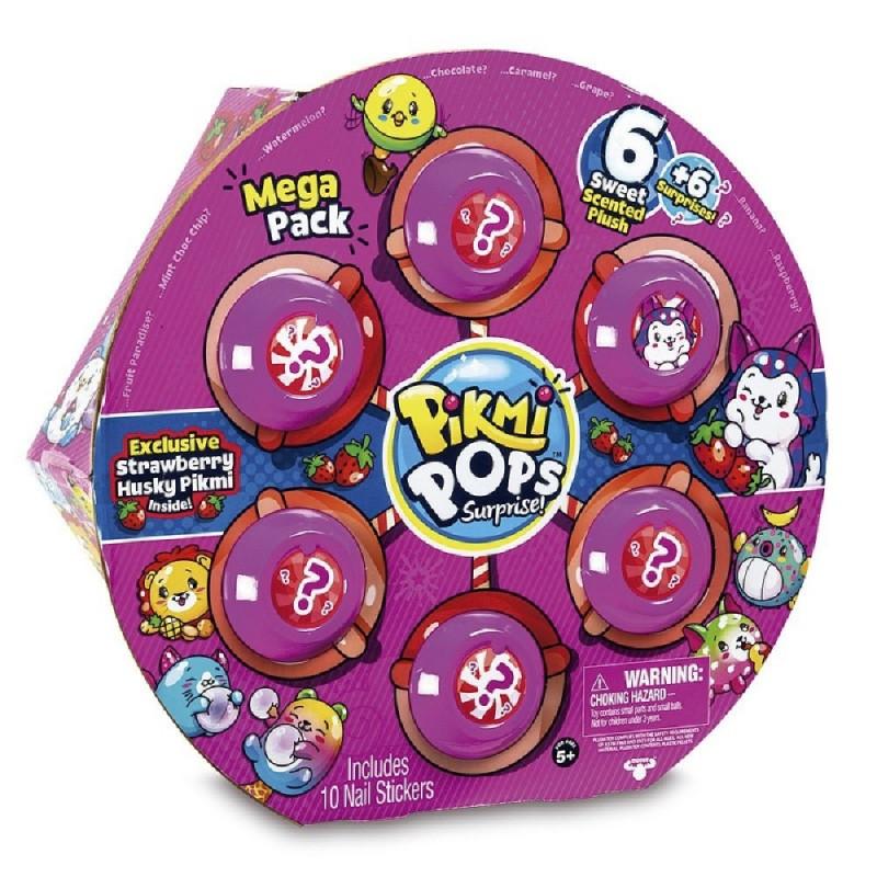 PIKMI POPS MEGA PACKS 6 POPS