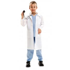 DISFRAZ DOCTOR TALLA 3-4 AÑOS