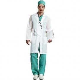 DISFRAZ ADULTO DOCTOR T-M/L