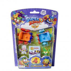 SUPERZINGS V - BLISTER 4 AEROWAGON