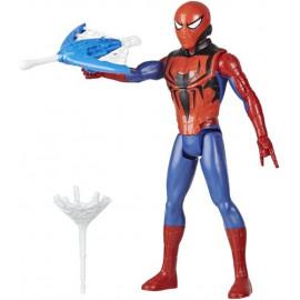 SPIDERMAN FIGURA TITAN CON ACCESORIOS