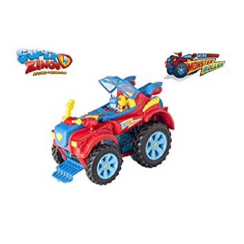 SUPERZINGS - PLAYSET MONSTER ROLLER HERO