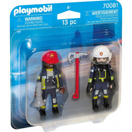 DUO PACK FIREFIGHTERS