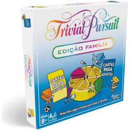 Juego Trivial Familia
