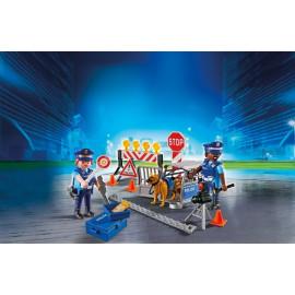Control de Policia de Playmobil