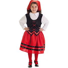 Disfraz Pastorcita Talla S-M-L.