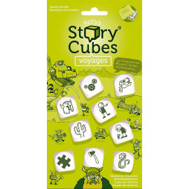 JUEGO STORY CUBES VIAJES BLISTER