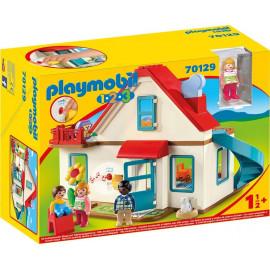 Casa de Playmobil 1.2.3.