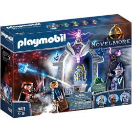 Templo del Tiempo de Playmobil