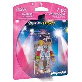 Rapera de Playmobil