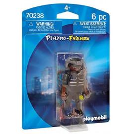Agente Fuerzas Especiales de Playmobil