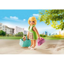 Fashionista de Playmobil