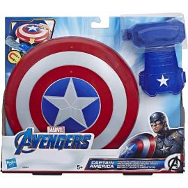 Avengers, Escudo y Guante del Capitan America