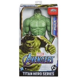 Avengers - Figura Titan Hero Deluxe Hulck