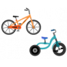 Bicyclettes et tricycles